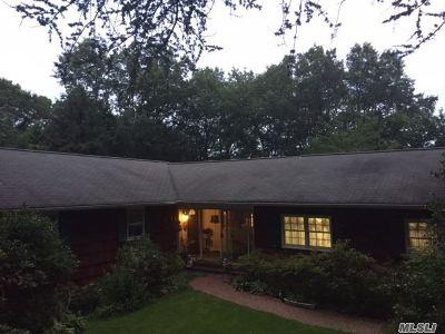 Port Jefferson Single Family Home For Sale: 110 Wilson Dr