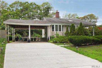 Centereach Single Family Home For Sale: 97 Eastwood Blvd