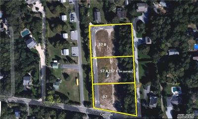 Hampton Bays Residential Lots & Land For Sale: 57 W Bay Ave