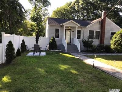 Amityville NY Single Family Home For Sale: $349,000