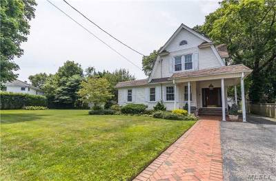 Rockville Centre Single Family Home For Sale: 86 Davison Pl