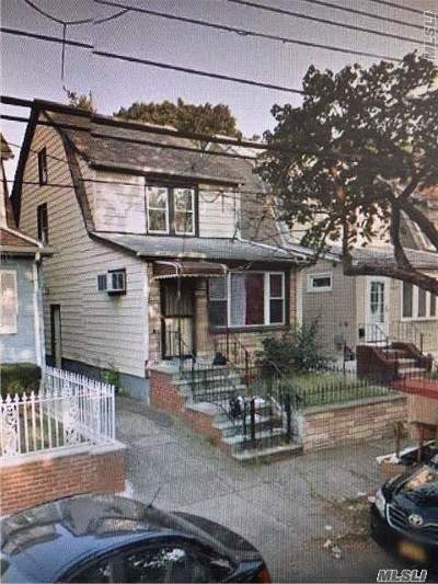 Jamaica Single Family Home For Sale: 116-17 139 St