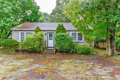Hampton Bays Single Family Home For Sale: 150 Ponquogue Ave