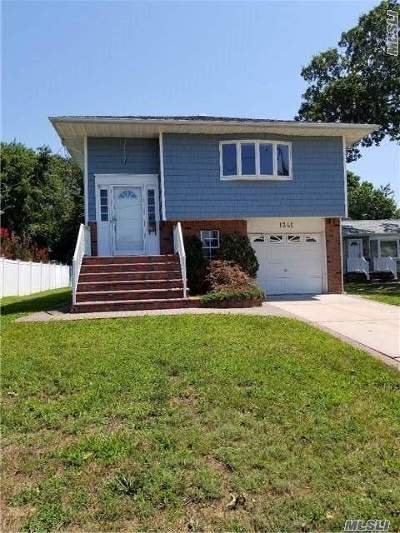 N. Bellmore Single Family Home For Sale: 1341 Cayuga Ave