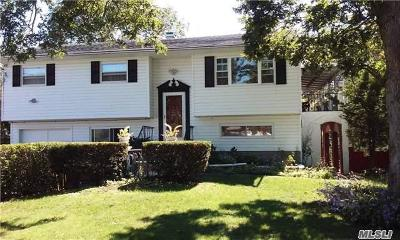Central Islip NY Single Family Home For Sale: $379,990