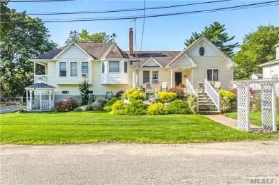 Lake Ronkonkoma Single Family Home For Sale: 6 Woodland St
