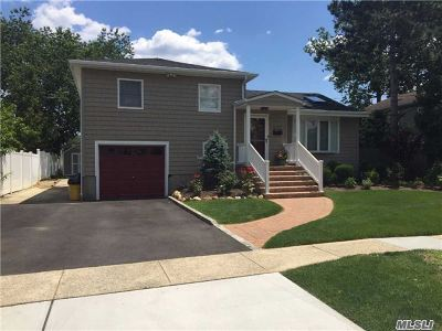 Massapequa Park Single Family Home For Sale: 475 Grand Blvd