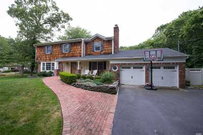 East Islip Single Family Home For Sale: 155 Bayview Ave