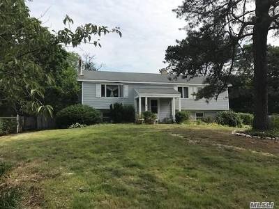 Coram Single Family Home For Sale: 3 Wilmont Turn Rd