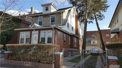 Flushing Multi Family Home For Sale: 162-06 78th Rd