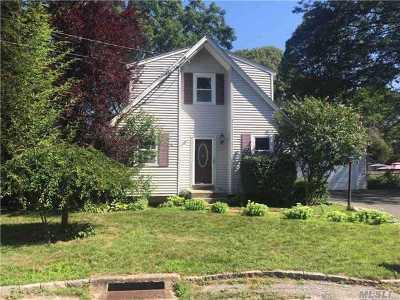 Centereach Single Family Home For Sale: 113 Cedar St