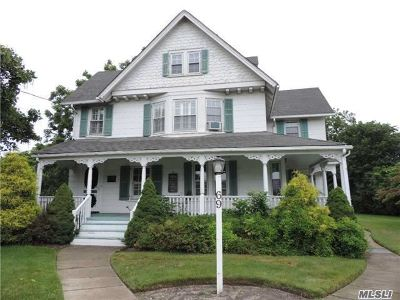 Islip Single Family Home For Sale: 69 Grant Ave