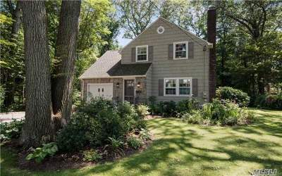 Port Jefferson Single Family Home For Sale: 104 Emerson St
