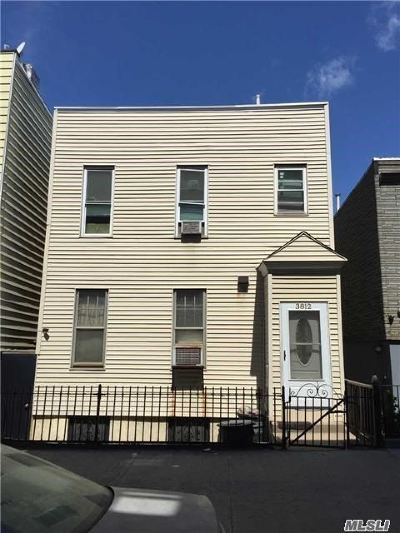 Long Island City Single Family Home For Sale: 38-12 31st St