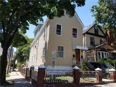 Elmhurst Multi Family Home For Sale: 53-20 Junction Blvd