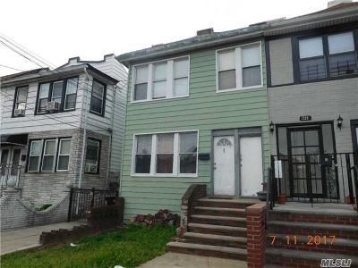 Brooklyn Multi Family Home For Sale: 1220 Remsen Ave