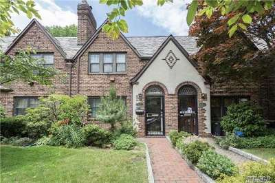 Forest Hills Single Family Home For Sale: 111-27 75th Rd