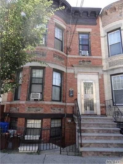 Ridgewood Multi Family Home For Sale: 60-84 67th Ave