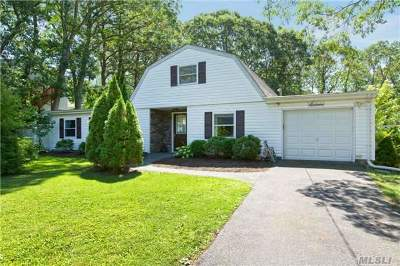 Farmingville Single Family Home For Sale: 16 Hettys Path