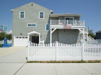 Long Beach NY Single Family Home For Sale: $989,000