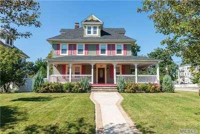Freeport Single Family Home For Sale: 40 Miller Ave