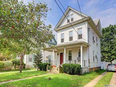 Lynbrook Single Family Home For Sale: 89 Lynbrook Ave