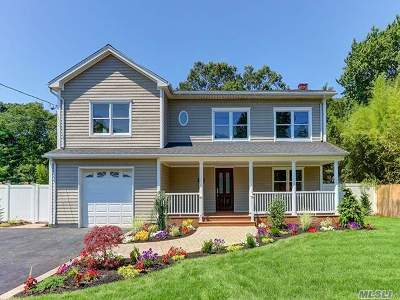West Islip Single Family Home For Sale: 1270 Minerva Ave