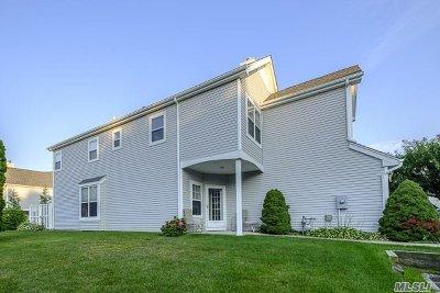Port Jefferson Condo/Townhouse For Sale: 196 Windward Dr