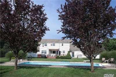 E. Setauket Single Family Home For Sale: 4 Flint Ct
