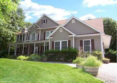 Setauket Single Family Home For Sale: 15 James Monroe Ln