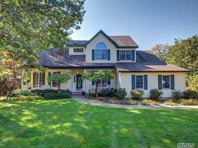 Fort Salonga Single Family Home For Sale: 12 Milemore Dr