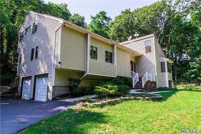 Port Jefferson Single Family Home For Sale: 116 Peninsula Dr