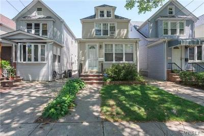 Forest Hills Single Family Home For Sale: 68-19 Loubet St