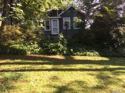 Glen Head Single Family Home For Sale: 11 Hill Ln