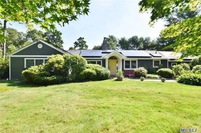 Greenlawn Single Family Home For Sale: 58 Stratford Ave