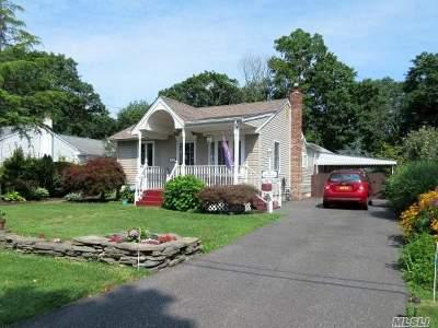 W. Babylon Single Family Home For Sale: 193 17th St