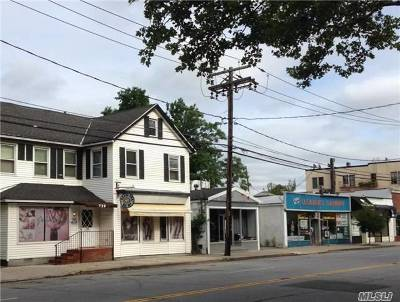 Great Neck Commercial For Sale: 719-729 Middle Neck Rd