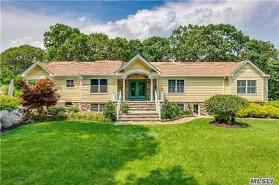Smithtown Single Family Home For Sale: 64 Croft Lane