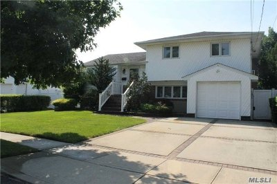 Bellmore Single Family Home For Sale: 2488 Army Pl