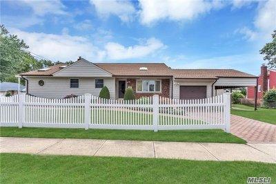 Farmingdale Single Family Home For Sale: 134 Matthew St