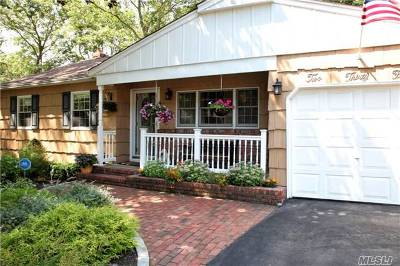 Ronkonkoma Single Family Home For Sale: 235 Deer Rd
