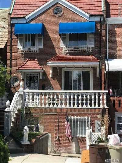 Woodside Multi Family Home For Sale: 58-11 34th Ave