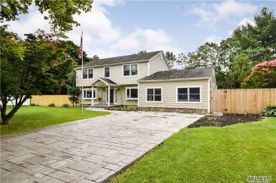 Stony Brook Single Family Home For Sale: 10 Oval Ct