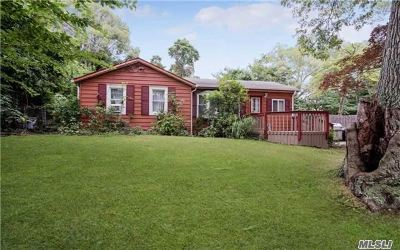 Selden Single Family Home For Sale: 33 Kensington Ave