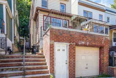 Woodside Multi Family Home For Sale: 48-06 59th Pl