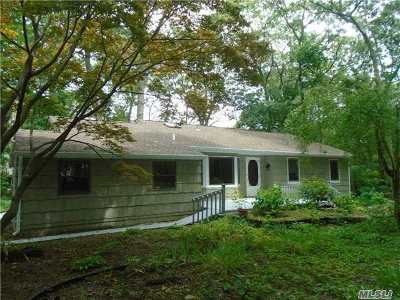Miller Place Single Family Home For Sale: 27 Pardam Knoll Rd