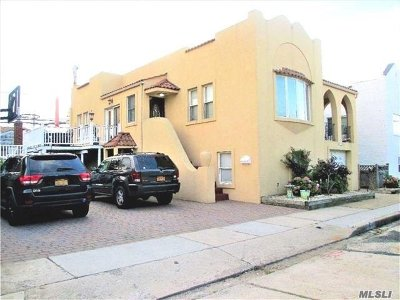 Long Beach NY Single Family Home For Sale: $749,000
