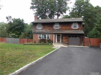Hauppauge Rental For Rent: 9 Butterfly Dr