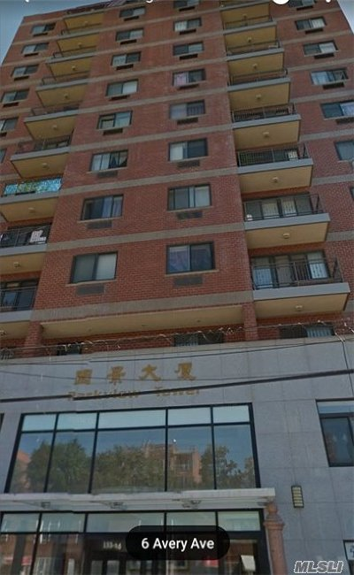 Flushing Condo/Townhouse For Sale: 132-26 Avery Ave #4D