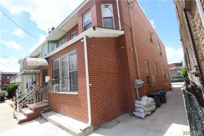 Elmhurst Multi Family Home For Sale: 85-09 52 Ave